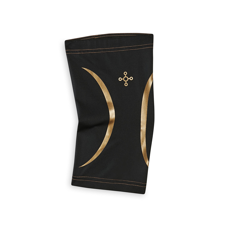 c809274ef7 Tommie Copper Sport Compression Knee Sleeve, Black, Small/Medium -  Walmart.com