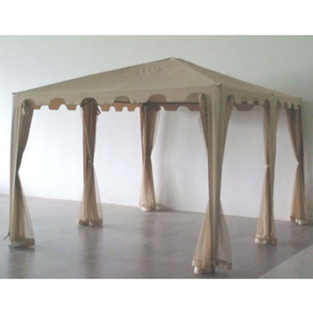 10 X 12 Outdoor Canopy With Mosquito Net