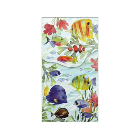 Punch Studio Note Pad Pocket Lg Oceana