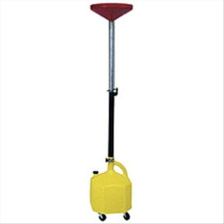 8 Gallon Oil Lift Drain Lisle 11102 LIS
