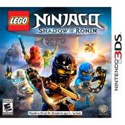 LEGO Ninjago: Shadow of Ronin (Nintendo 3DS) Warner Bros.
