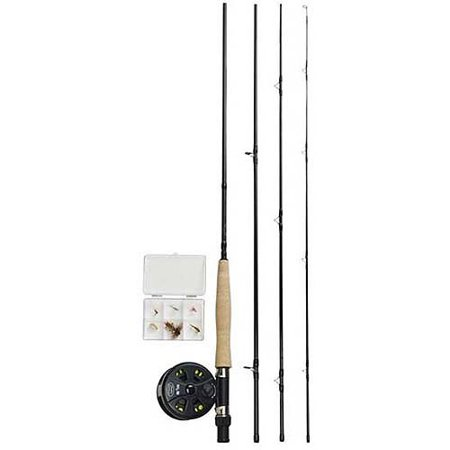 Image of Adamsbuilt Combo Learn to Fish 9' Rod, HO3 Reel Boxed