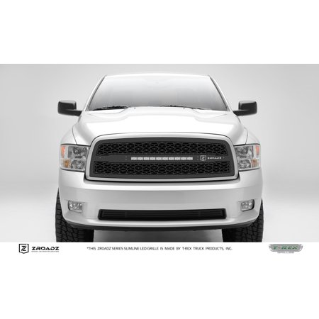 T-Rex ZROADZ Series Main Grille Only 2009-2012 Dodge Ram PU 1500