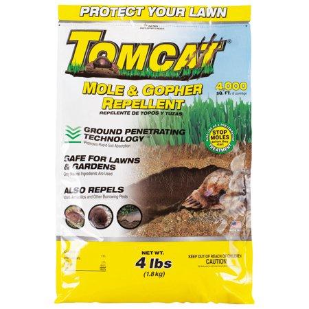 Tomcat Mole & Gopher Repellent