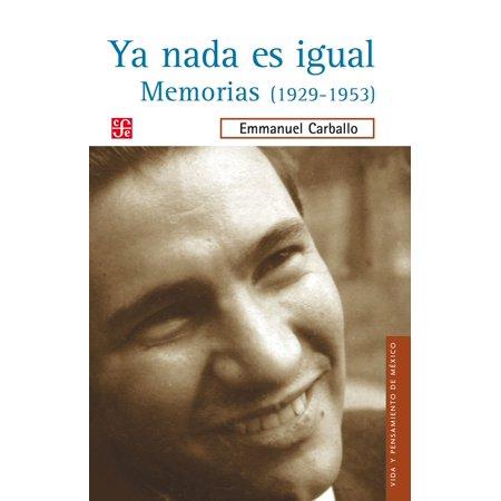 Ya nada es igual - eBook (Ya Nada Es Igual Marco Antonio Solis)