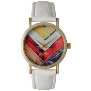 Olivia Pratt Women's Chevron Watch