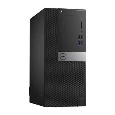 Dell OptiPlex 5040, Minitower, Intel Core i7-6700 up to 4.00 GHz, 12GB DDR3, NEW 500GB SSD, DVD-RW, Wi-Fi, USB to HDMI Adapter, NEW Keyboard + Mouse, Microsoft Windows 10 Pro 64-bit - image 3 of 3