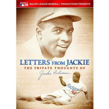 Letters From Jackie  The Private Thoughts Of Jackie Robinson