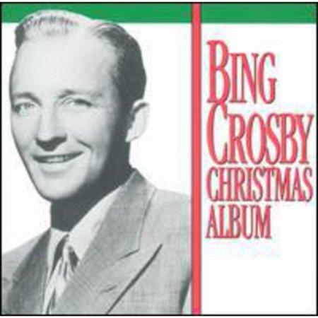 Bing Crosby   Christmas Album  Cd