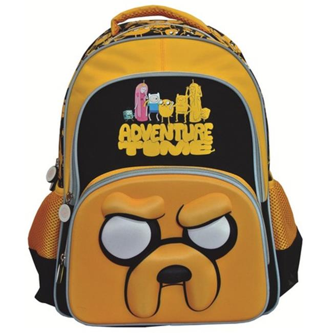Adventure Time 3247 Jake Dog 3D Backpack
