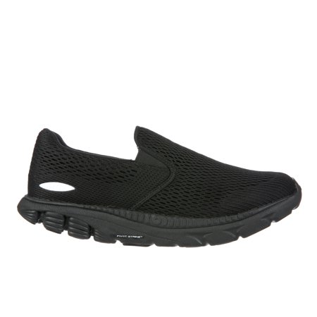 MBT - MBT Shoes Men s Speed 17 Slip-on Athletic Shoe  7.5 Medium (D)  Black Slip-on Slip On - Walmart.com 9e6f1fd0087c