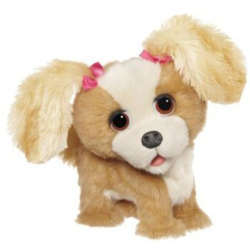 FurReal Friends Bouncy My Happy-to-See-Me Pup Figure