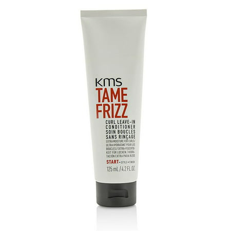 Tame Frizz Curl Leave-In Conditioner (Extra Moisture For Curls)-125ml/4.2oz