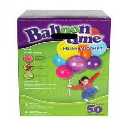 Helium Tank Kit - Small Helium Tank