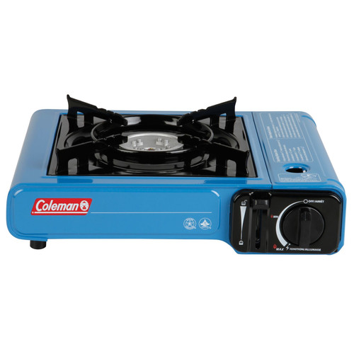 Coleman 1-Burner Tabletop Butane Camp Stove