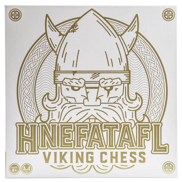 Hnefatafl – Two Player Strategy Game (Styles May Vary)