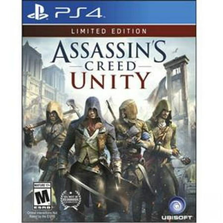 Assassin's Creed: Unity (PS4) - Assassin's Creed Edward Kenway
