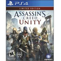 Assassin's Creed Unity Walmart Exclusive (PlayStation 4)