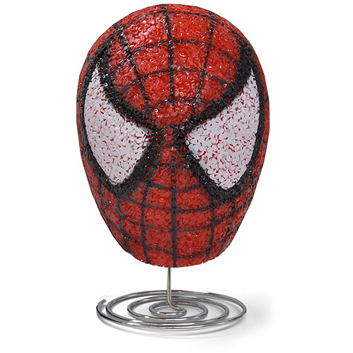 Spider Man Decorative Eva Lamp Walmart Com