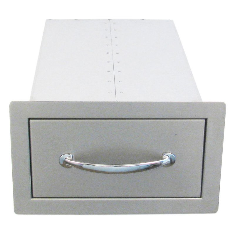 Sunstone Grills Classic Series 14 In. Flush Single Access Drawer