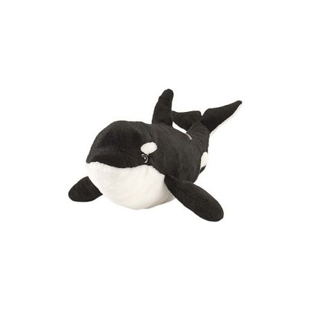 Cuddlekins Orca Whale By Wild Republic   10940