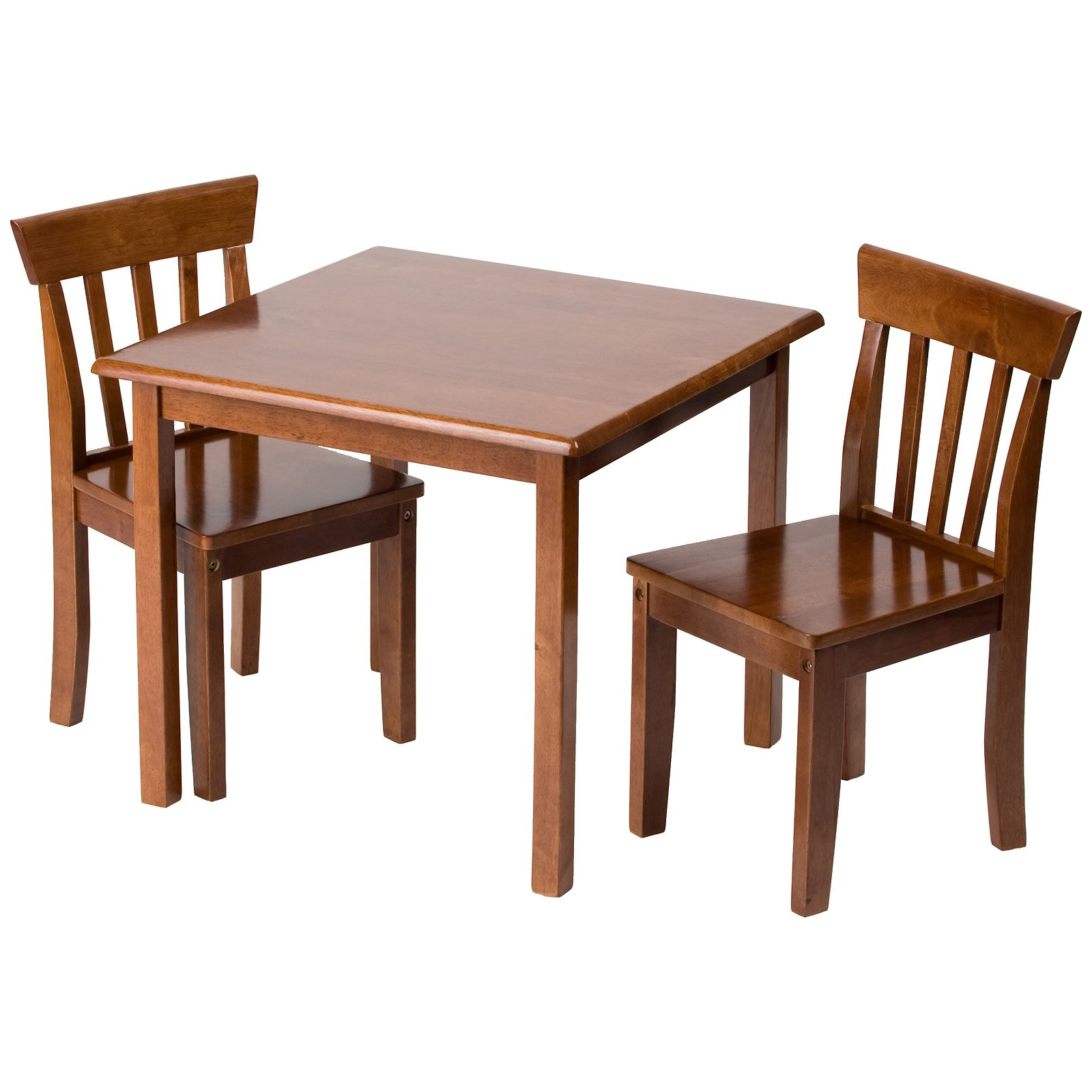 Gift Mark Square Table and Chair Set