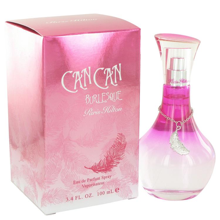 Paris Hilton Can Can Burlesque Eau De Parfum Spray for Women 3.4 oz
