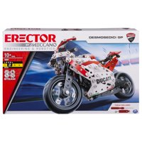 Deals on Erector Meccano Ducati GP Model Motorcycle Building Kit