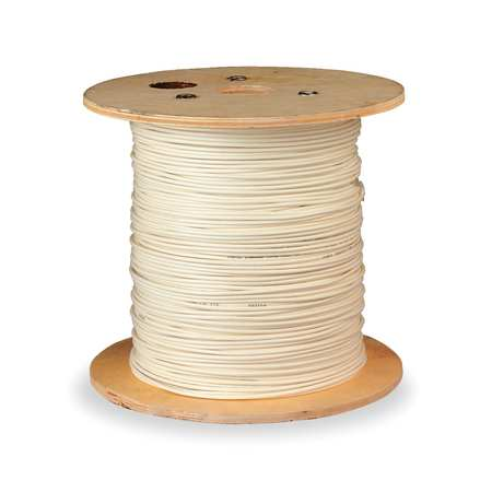 Coaxial Cable,1000 ft.,FEP CAROL 495028.41.86