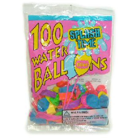 New 809163  Water Balloons W- Filler 100Ct (12-Pack) Balloons Cheap Wholesale Discount Bulk Health & Beauty Balloons Lingerie