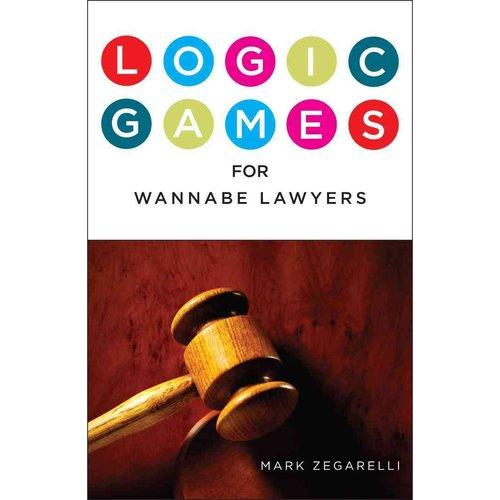 Logic Games for Wannabe Lawyers