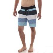 Alpine Swiss Mens Boardshorts Swim Trunks Hybrid Short Side Pockets Board Short by