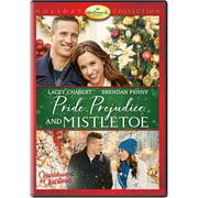 Pride, Prejudice and Mistletoe (DVD)