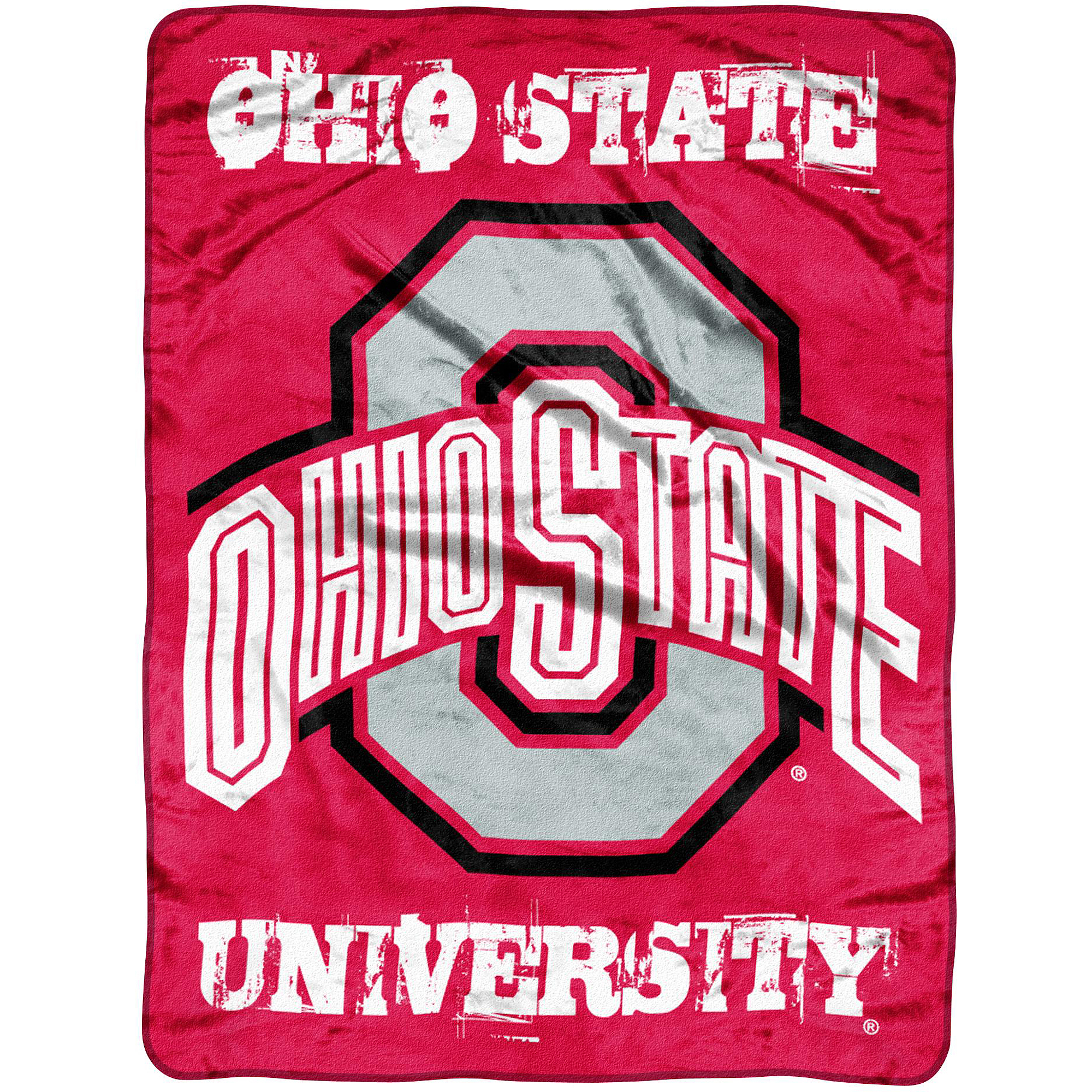 NCAA Ohio State 46x60 Micro Raschel Throw
