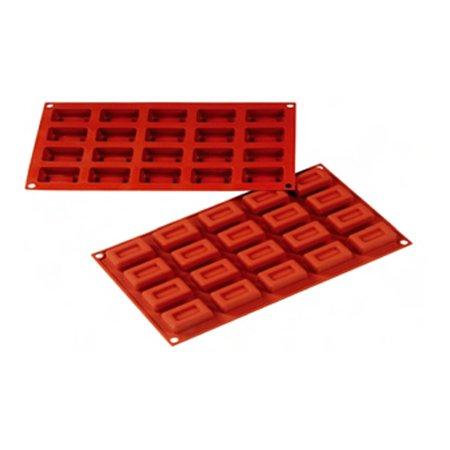 Flexible Silicone Bakeware Ingot 1.8