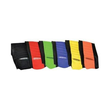 SDG 96315GK 9 Pleat Gripper Seat Cover - Green/Black (Sdg Seat Cover)