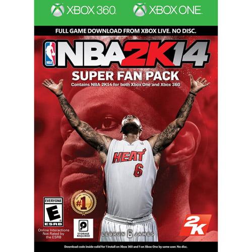 NBA 2K14 Super Fan Pack (Xbox 360)