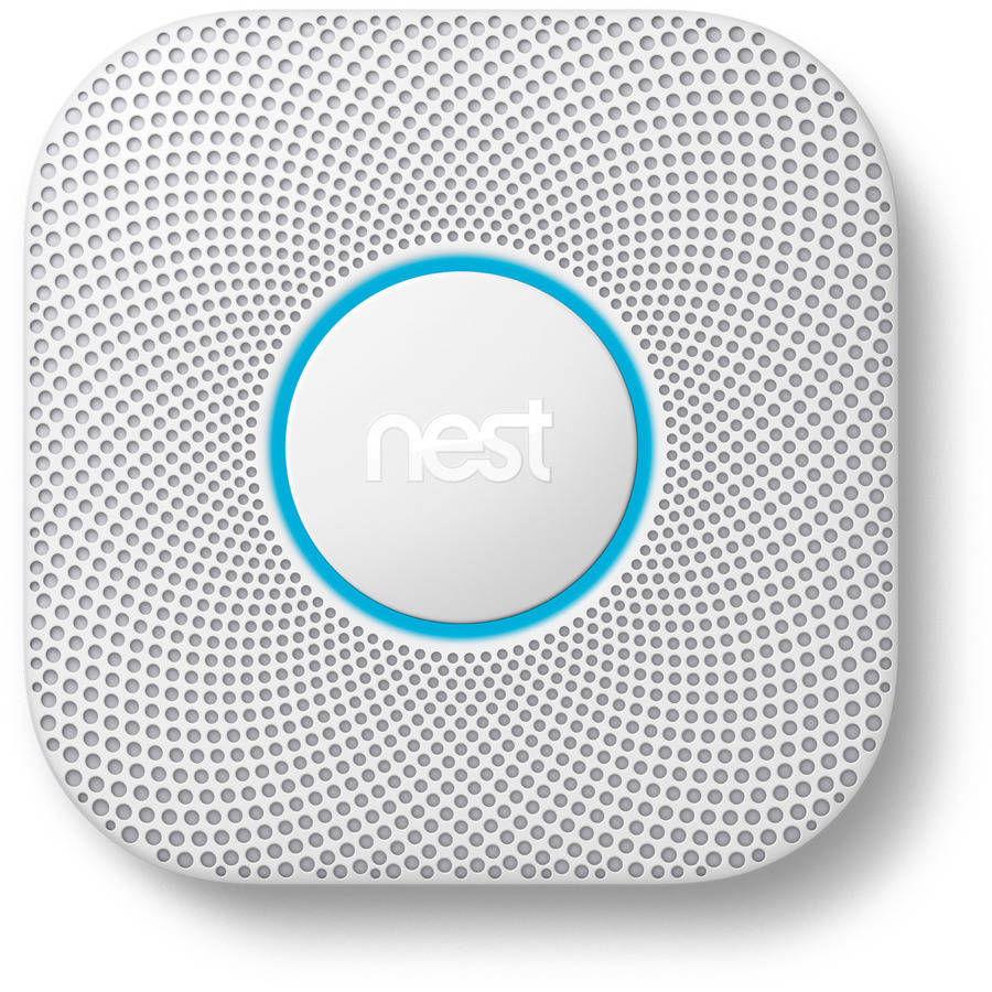 Nest Labs NESTPROTECT Battery-Operated Smoke Alarm