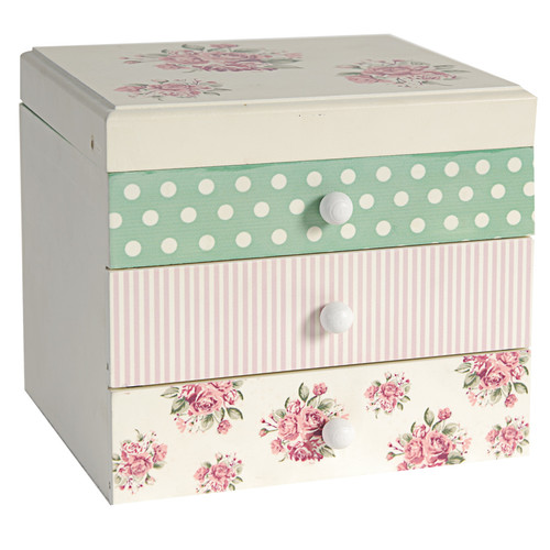 Established 98 Whimsical Jewelry Box