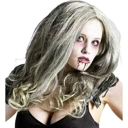 Zombie Queen Wig by FunWorld - Zombie Wig