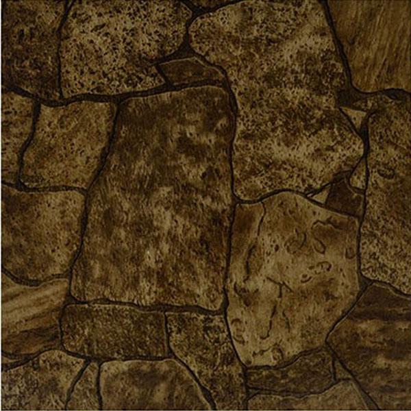 Home Dynamix Flooring: Dynamix Vinyl Tile: KD006 Brown: 1 Box 20 Square Feet