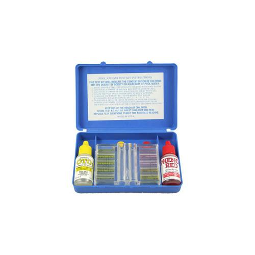 HydroTools Deluxe Swimming Pool Test Kit - Test Chlorine, Bromine and pH Levels