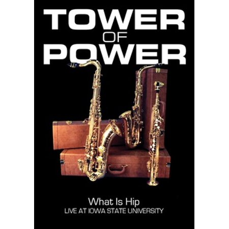 Tower of Power: What Is Hip Live at Iowa State University (DVD)](This Is Halloween Danny Elfman Live)