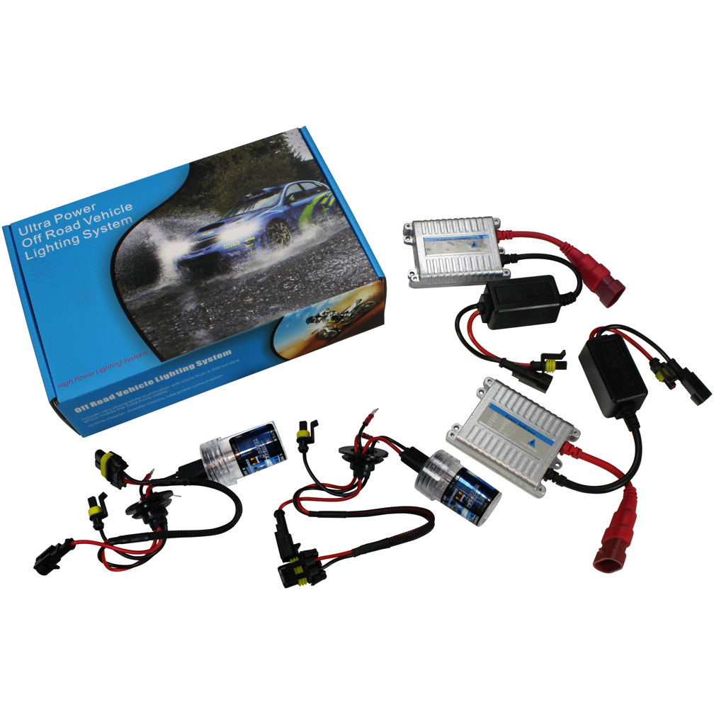Tview S90075KHL Hid Full Conversion Kit With Water Proof Ballast