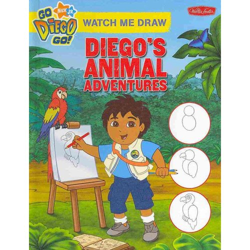 Watch Me Draw Diego's Animal Adventures