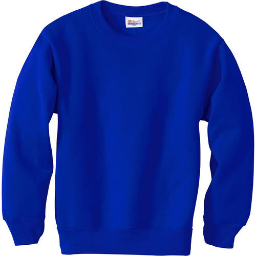 Hanes Men's EcoSmart Medium Weight Fleece Crew Neck Sweatshirt