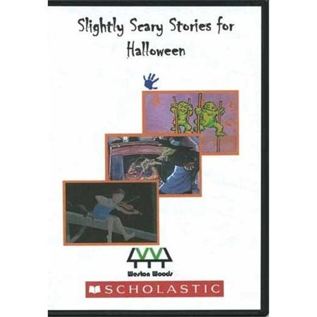 Cicso Independent DVD072 Slightly Scary Stories for Halloween DVD](Pre Halloween Sale)