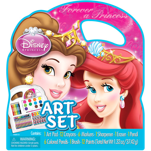 Disney Princess Belle Art Set