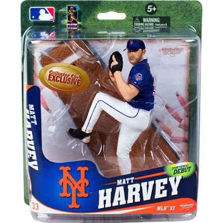 McFarlane MLB Sports Picks Series 32 Matt Harvey Action Figure 3 Mcfarlane Mlb Series