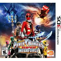 Power Rangers Super MegaForce - Nintendo 3DS, UPC: 722674700603 By Bandai Namco Games